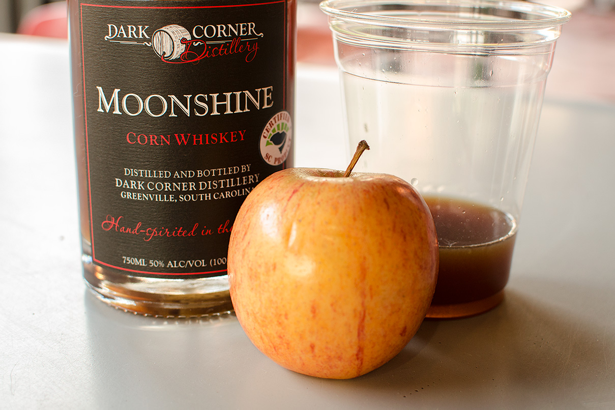 Our Apple Pie Moonshine