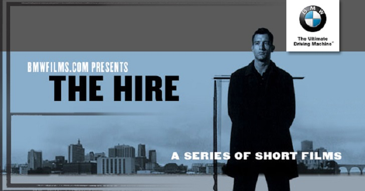 BMW Films' The Hire