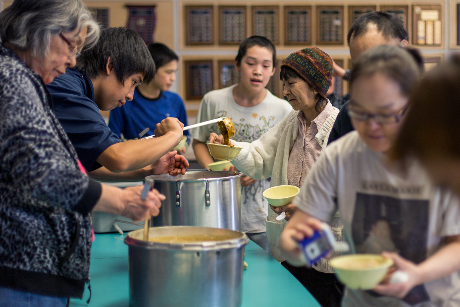 Kugluktuk Soup Kitchen: More than Just Filling Bellies,  Nunatsiaq News , 2014 (co-authored)