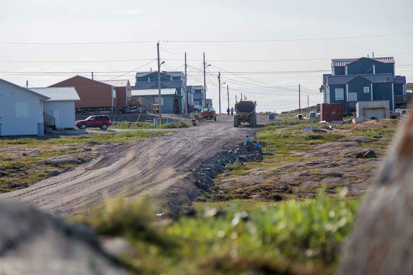 Planning without Lawyers, or Trees: Experiments in Radically Simplifying Zoning in the Arctic, Albert Professional Planners Institute Journal, Spring 2016