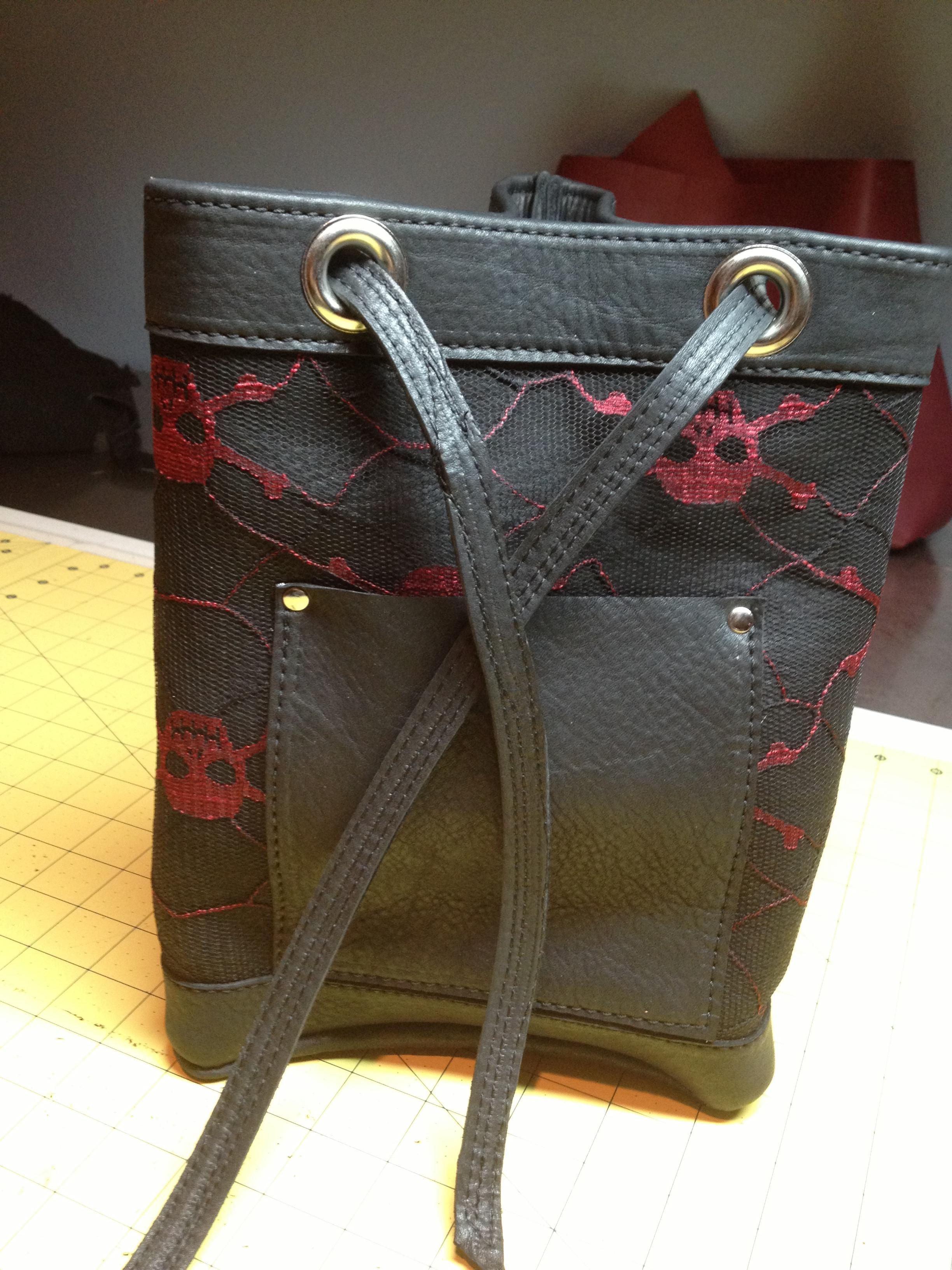 Triangle Bag