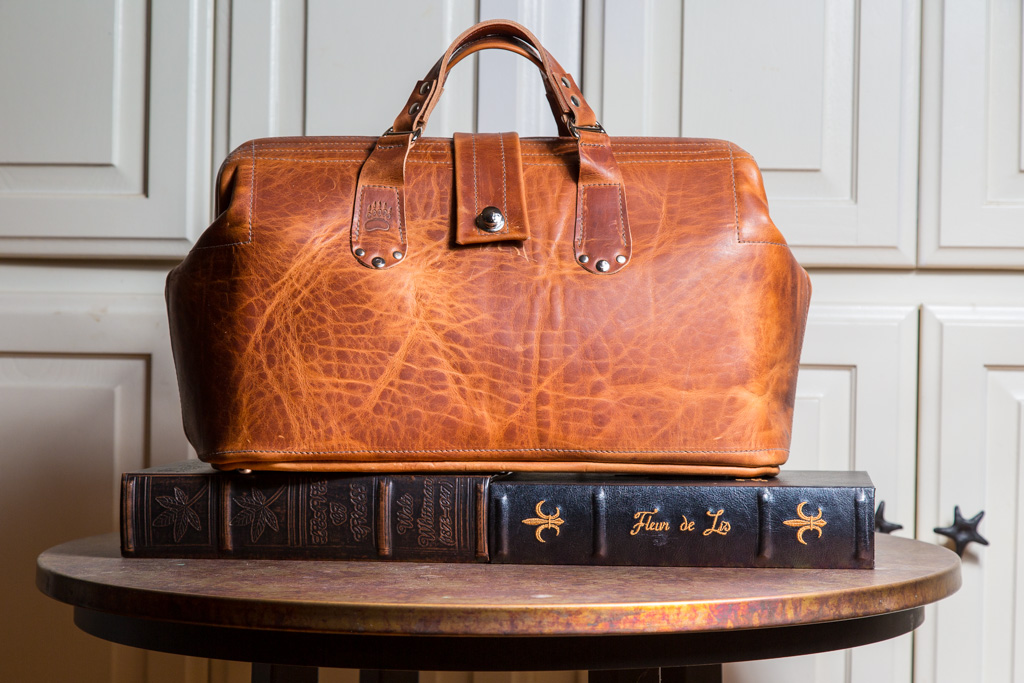 Distressed Doctor's Bag