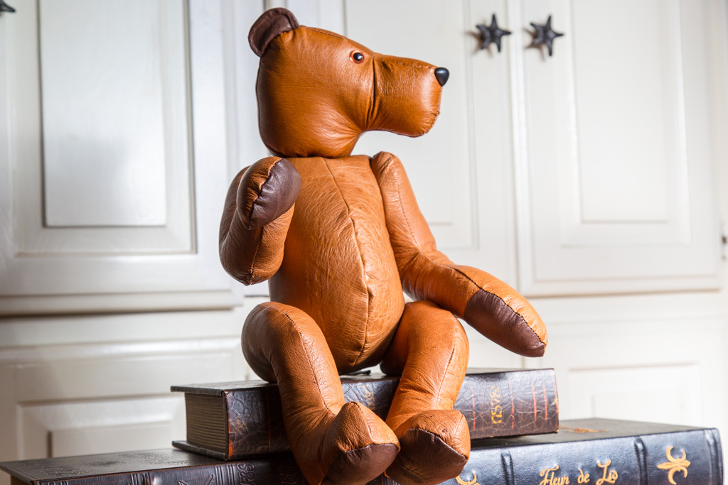 Modern Teddy Bear