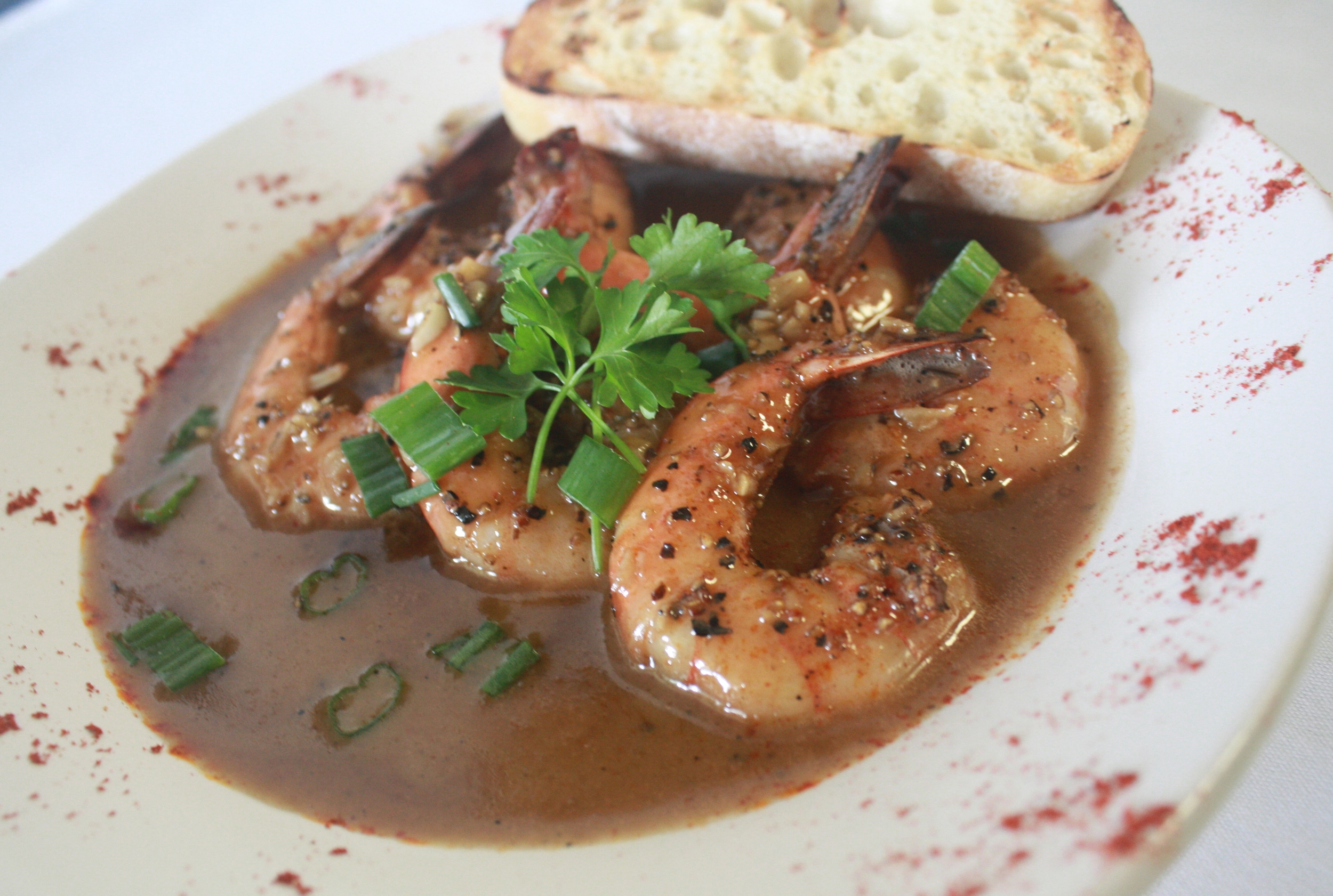 New Orleans Cajun Shrimp