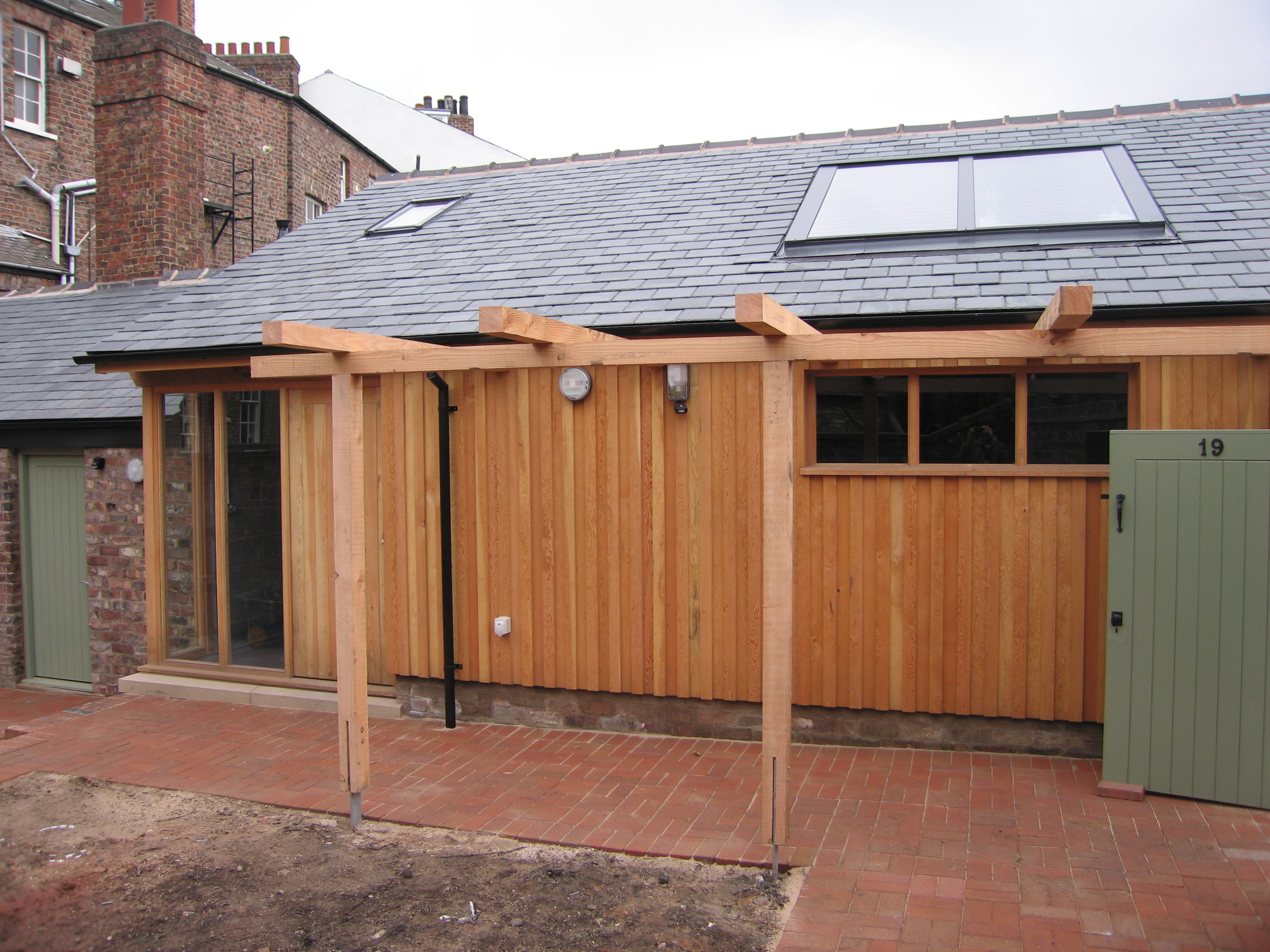 Small Residential Extensions