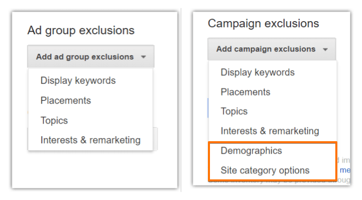 Ad group vs campaign exclusions 01.png