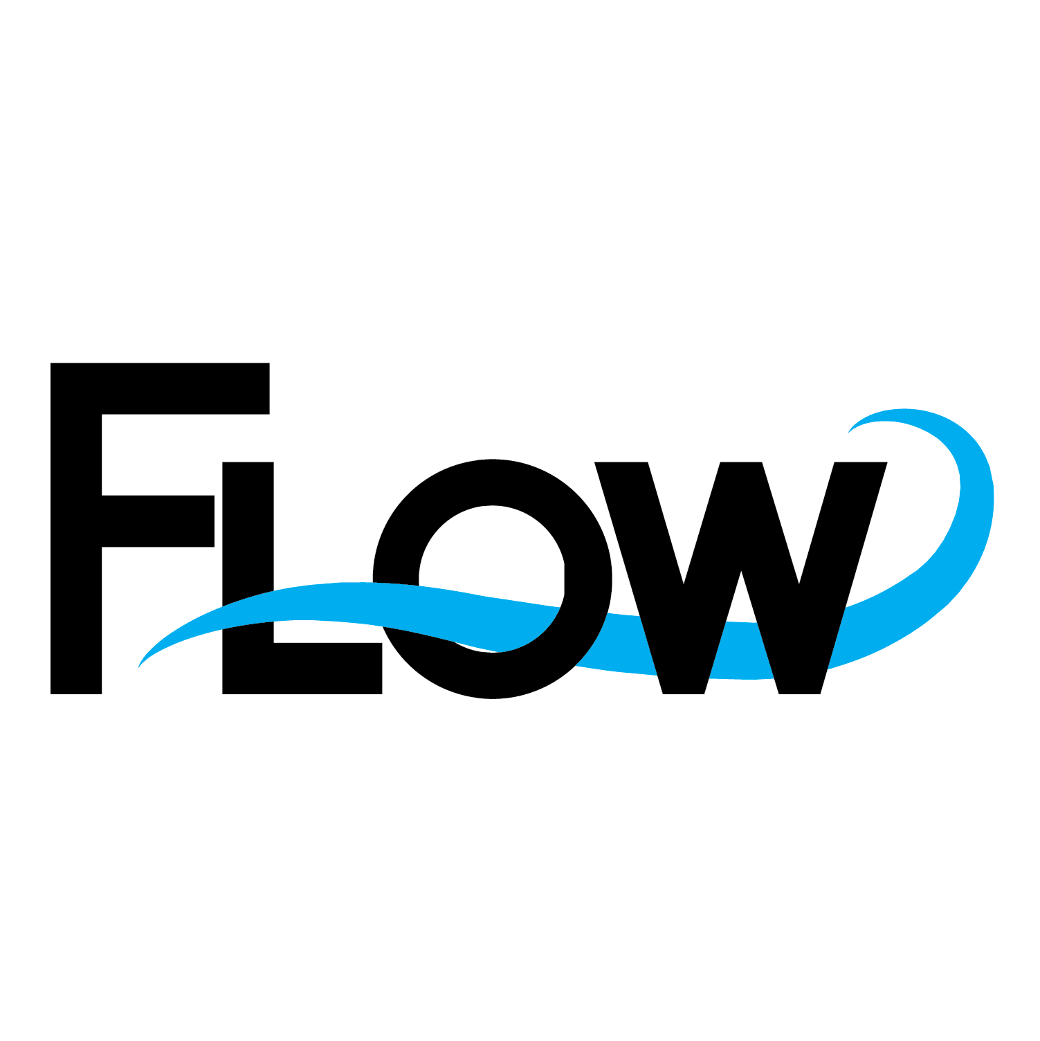 FLOW logo black on white squared.png