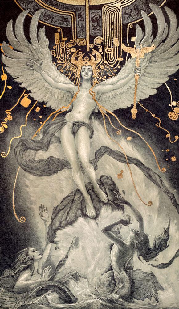 Ascent Of Man And The Destruction Of Magic - Rebecca Yanovskaya