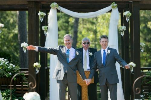 Joseph Henson and Robert Cook Wedding
