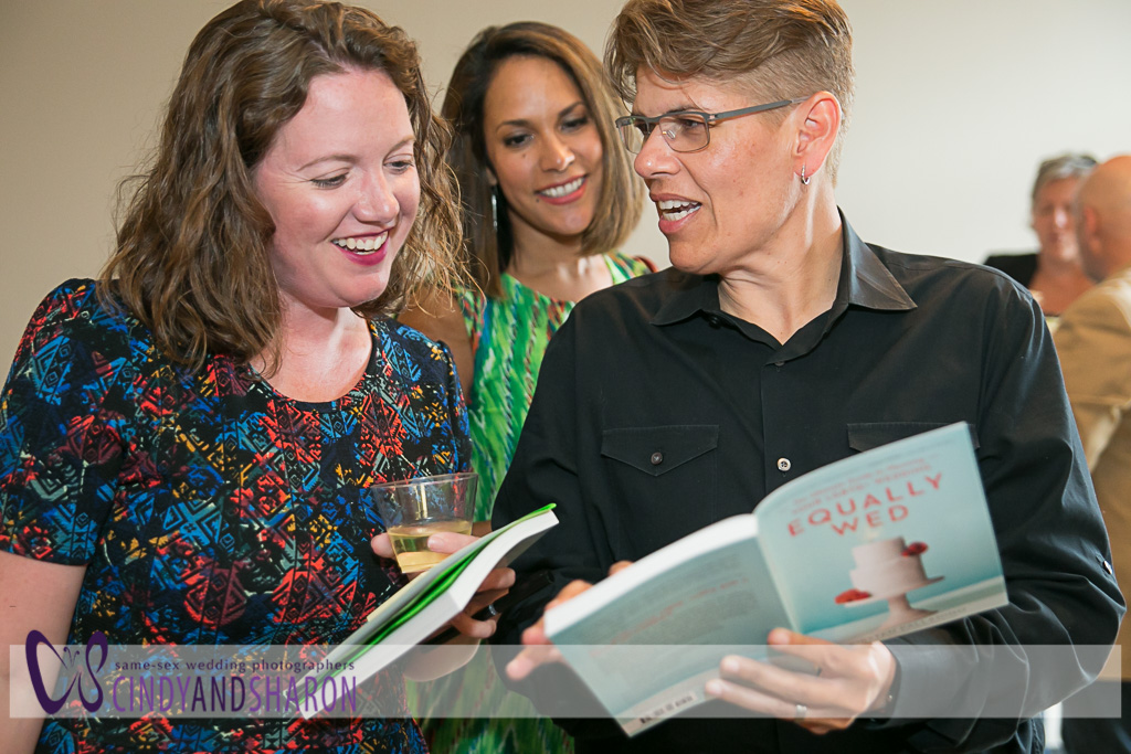 Equally Wed Book Launch at Rush Center