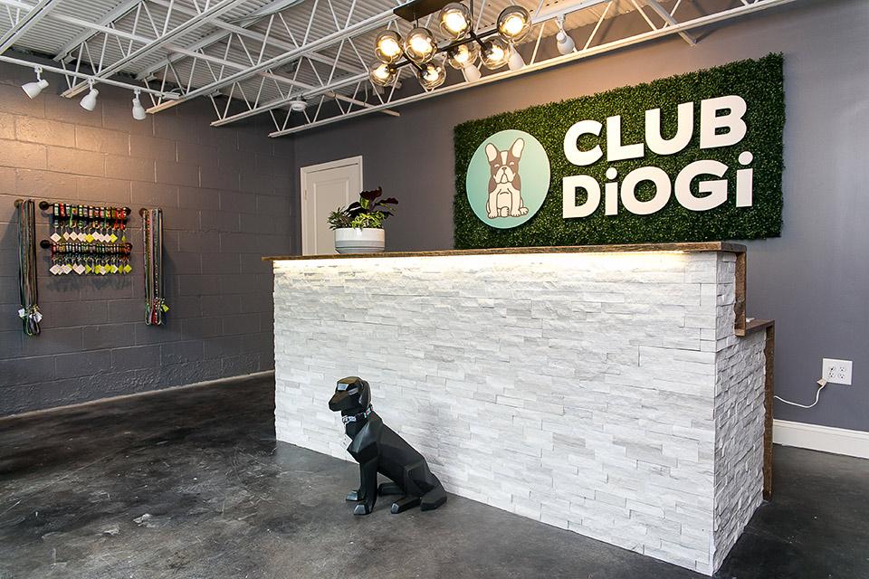 Club Diogi Foyer