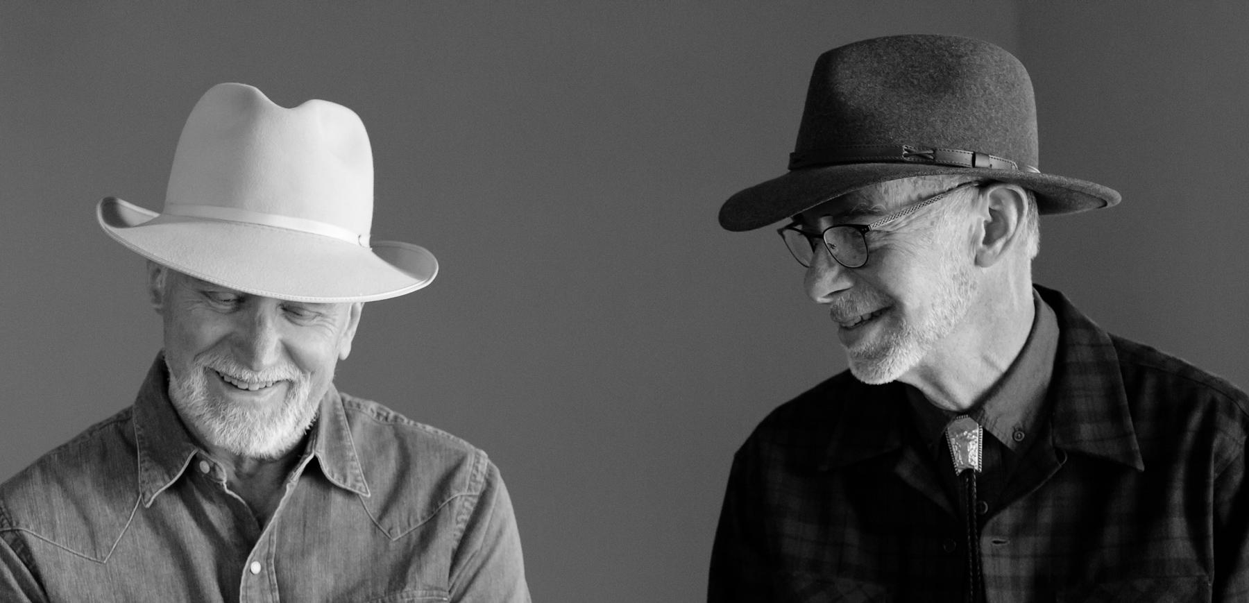 Kurt Markus & Norman Mauskopf © Paul Simcock Photography