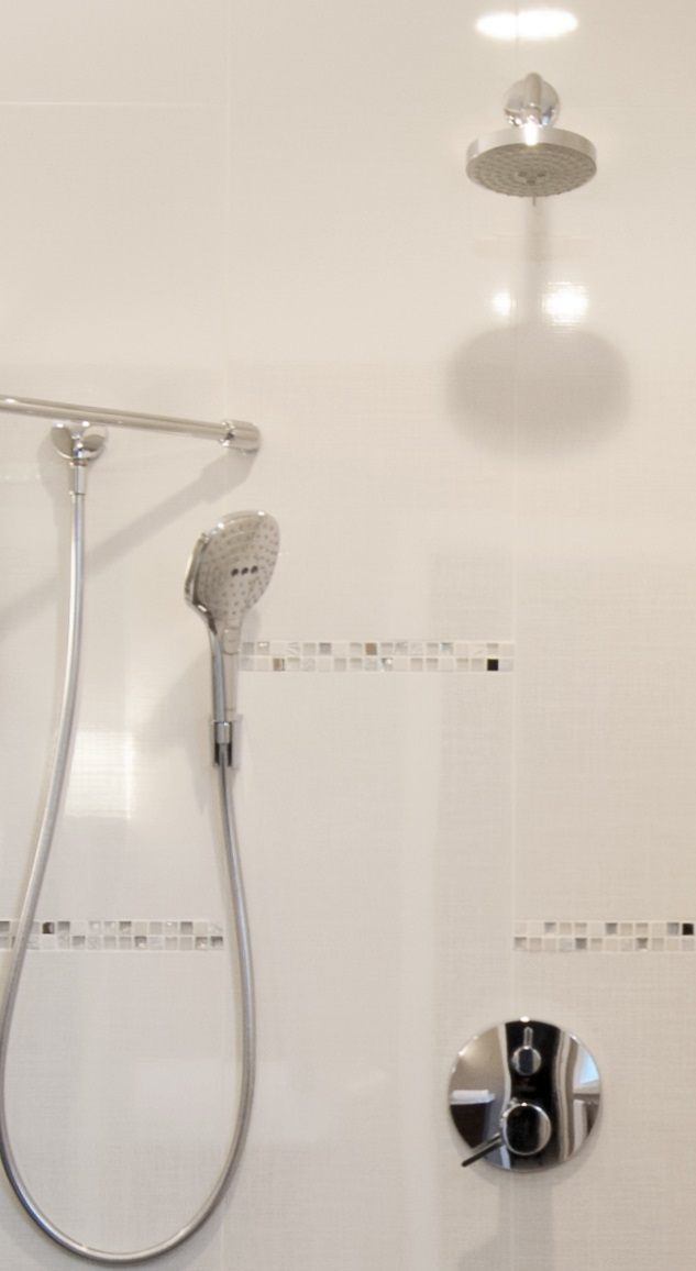 Hansgrohe S-series shower faucet