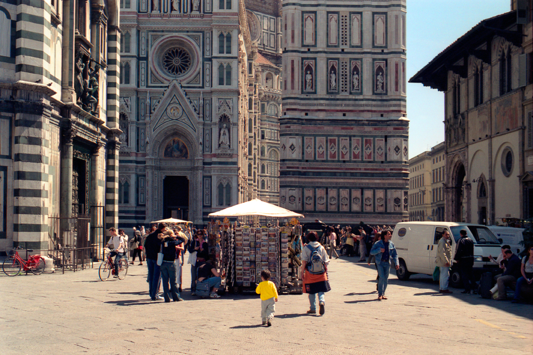 Child and Duomo