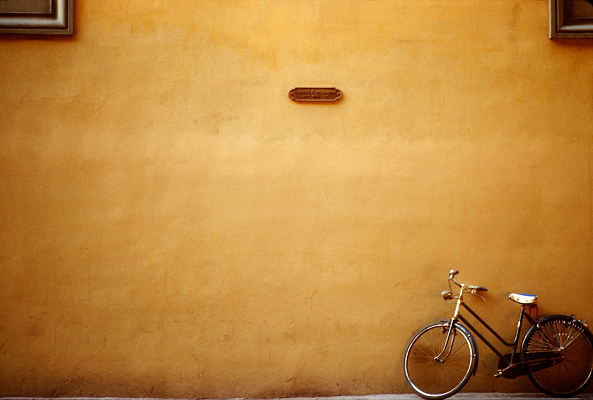 Bicycle at Rest