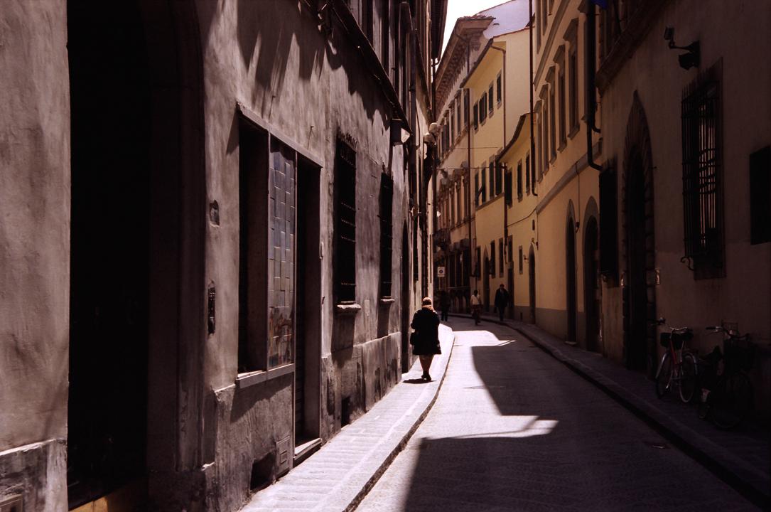 Side Street, Oltrarno
