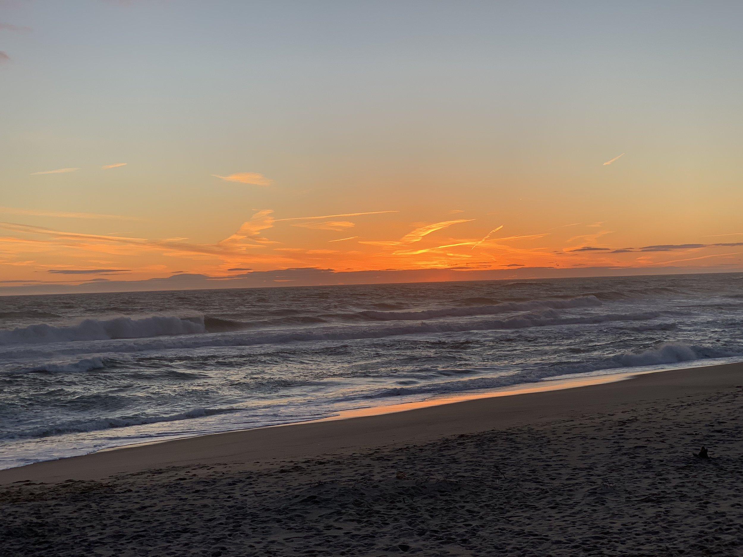 Cisco Sunset