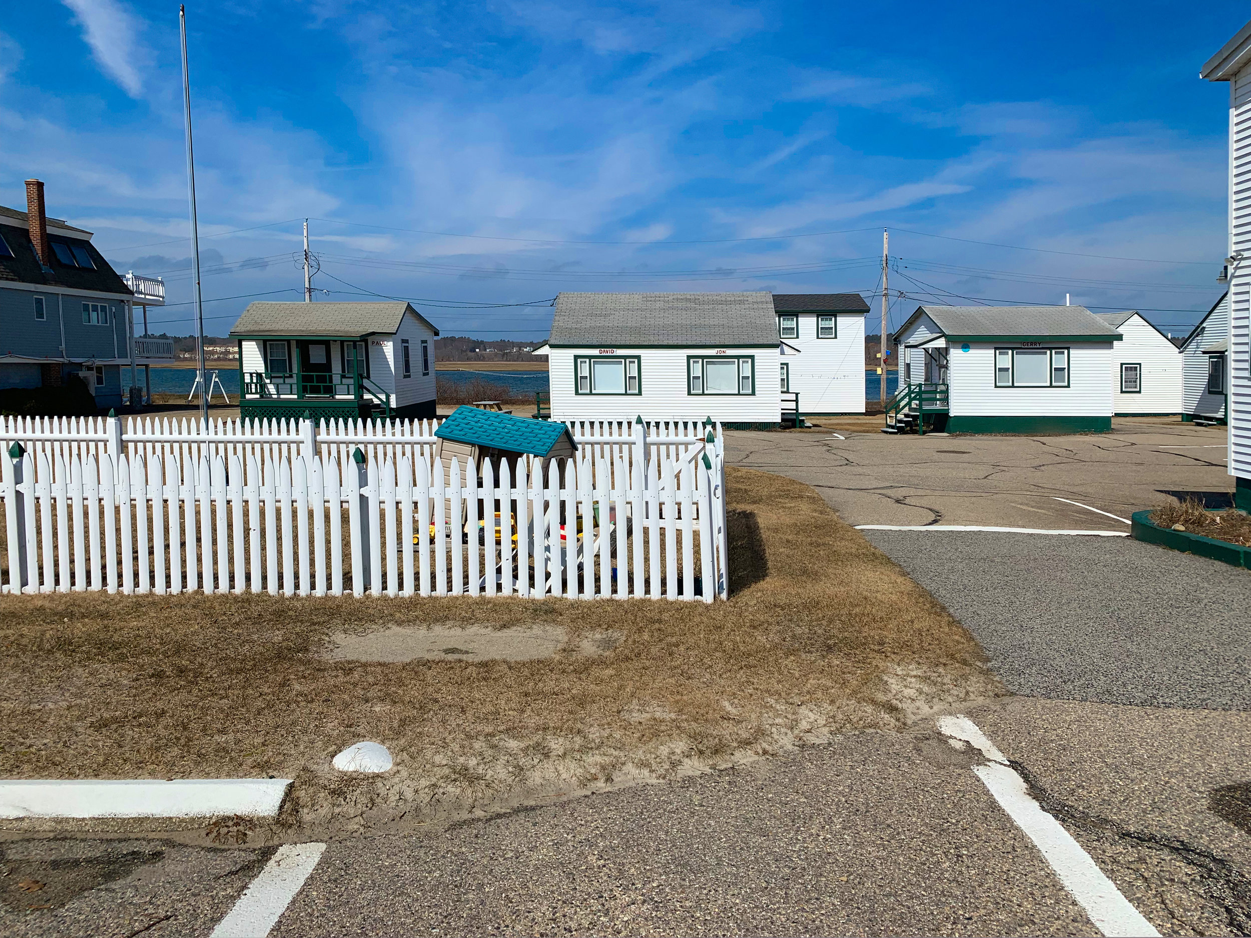 Seaside Cottages, Wells Beach