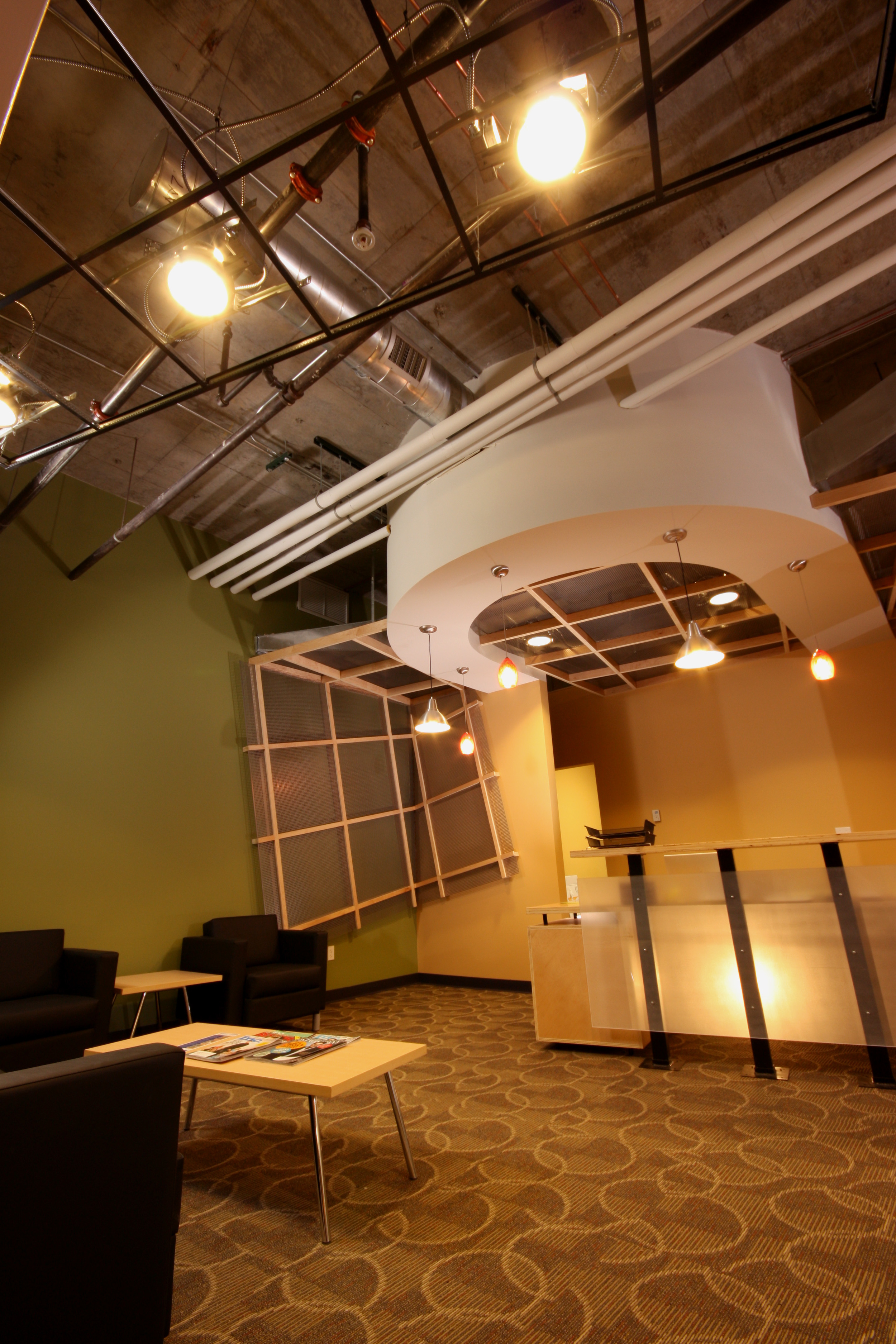 Technology Innovation Center (TIC) - East Lansing, MI