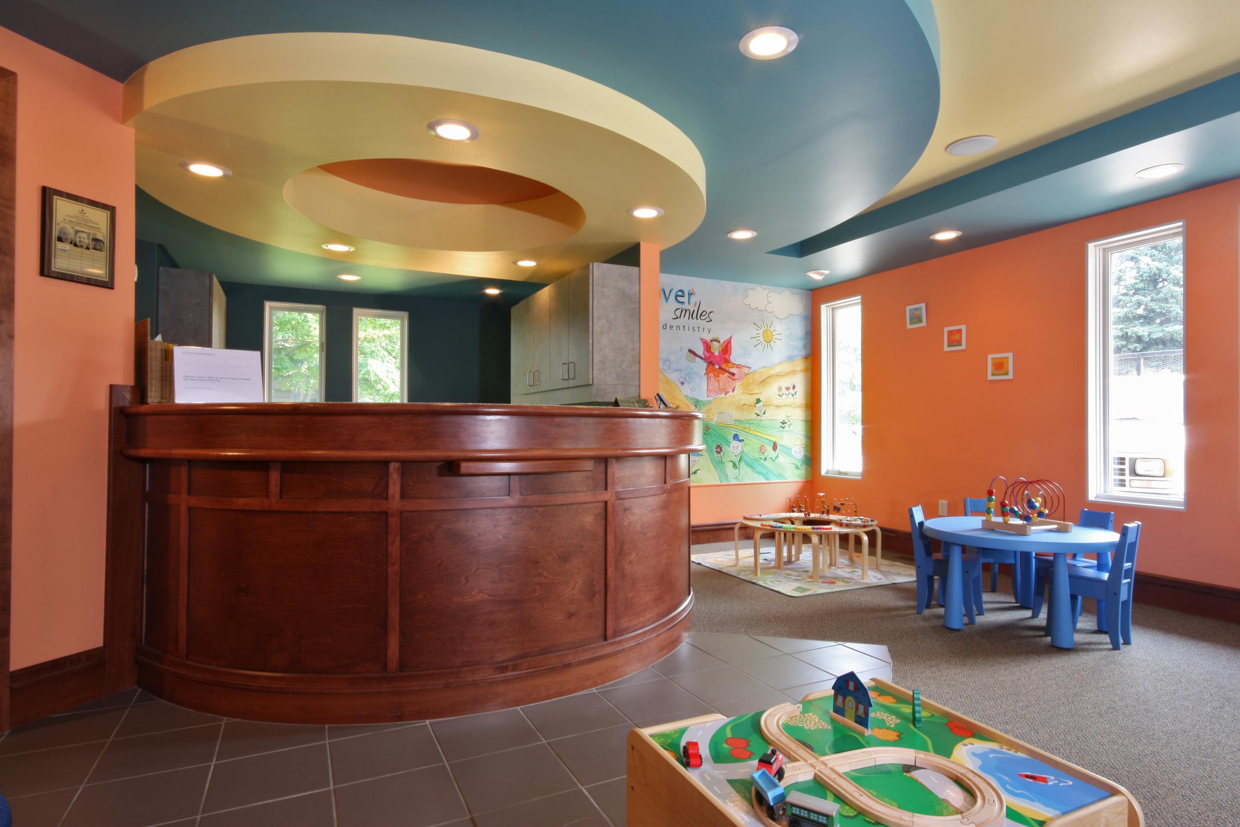 Discover Smiles Pediatric Dentistry - Okemos, MI