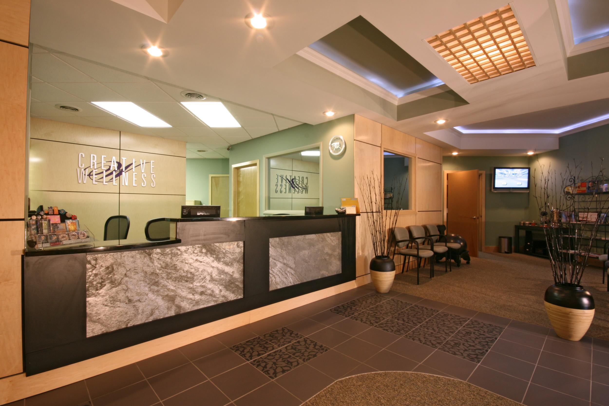 Creative Wellness Holistic Health Center- East Lansing, MI