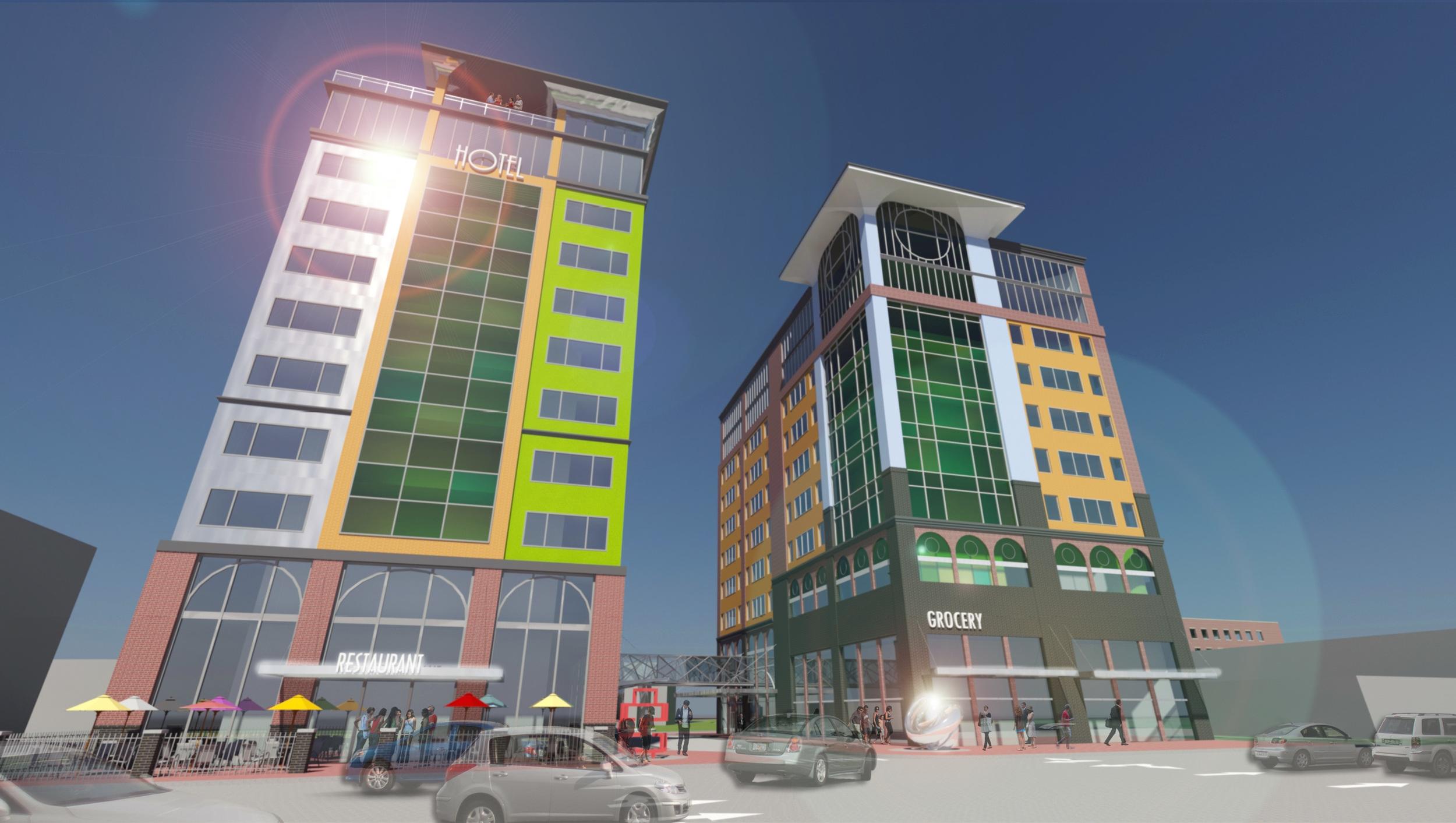 Park District Proposal - East Lansing, MI