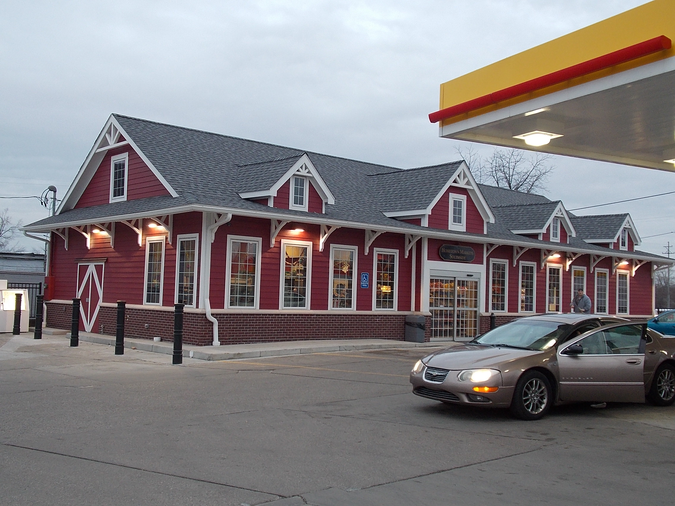 Gas Station Renovation - Owosso, MI