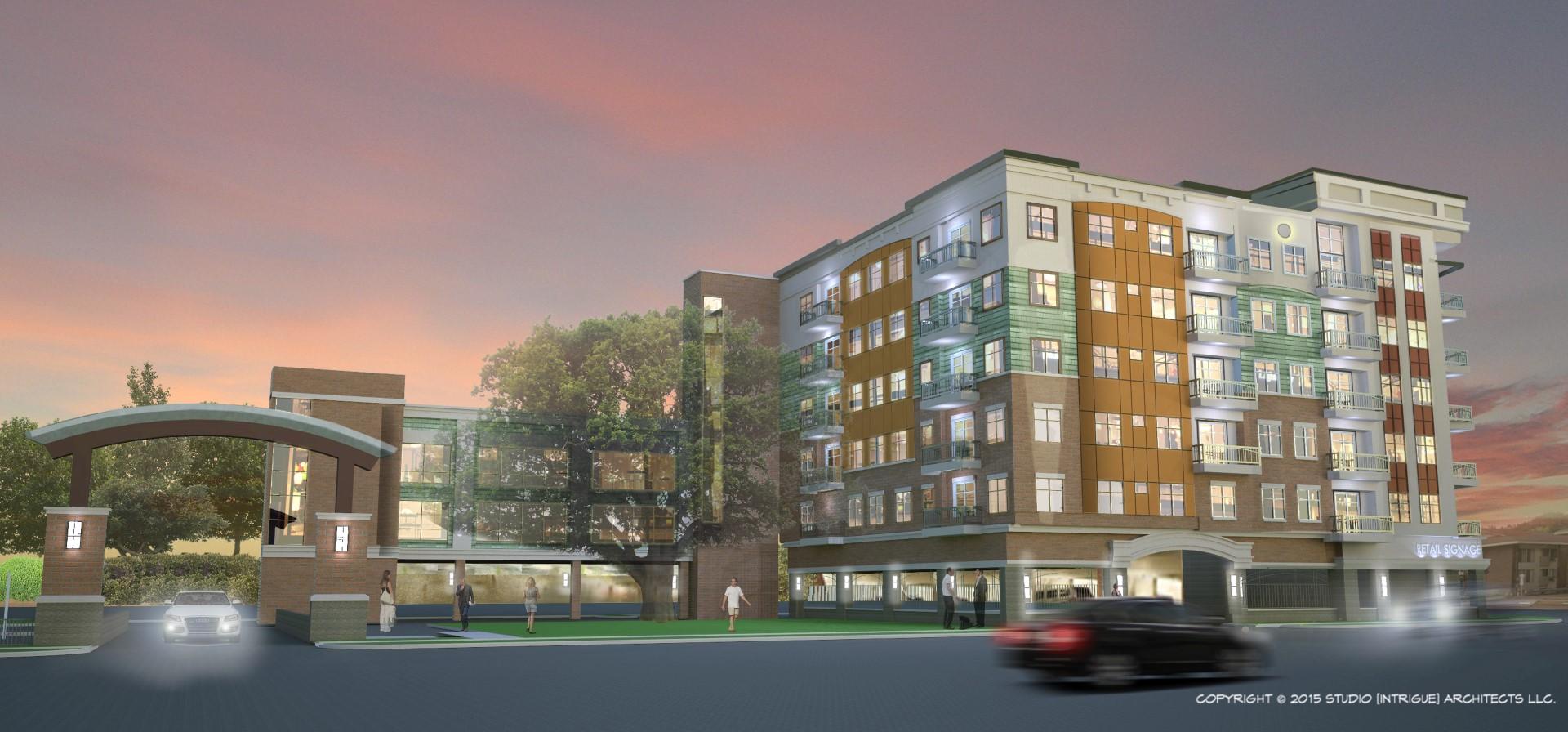 Spartan Ave Complex - East Lansing, MI