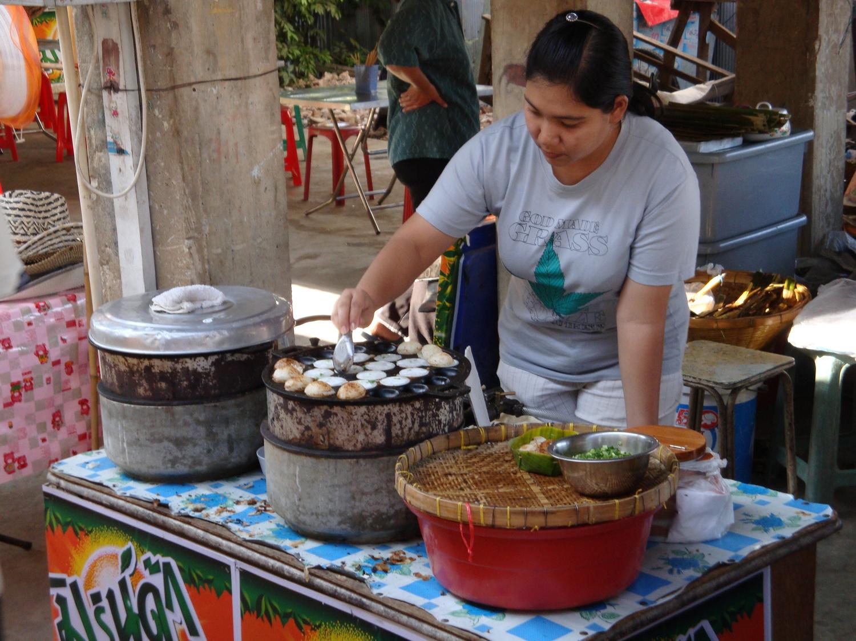Thai Traditional Kitchen
