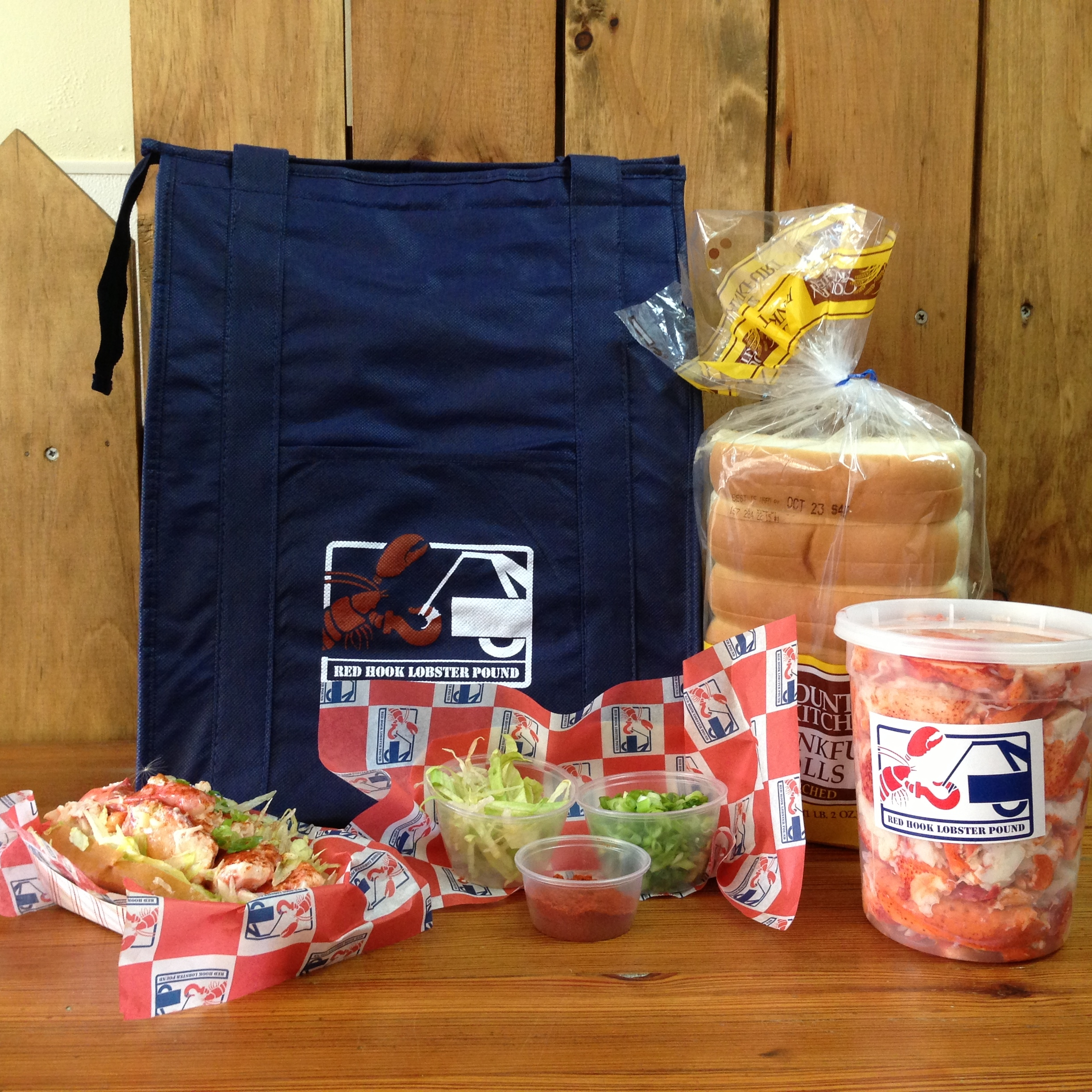 D.I.Y. LOBSTER ROLL KITS