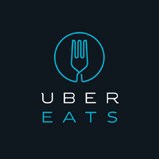 Order delivery via Uber Eats