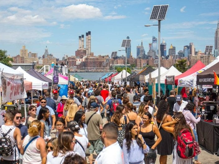 East River State Park • 90 Kent Ave. (at N. 7 St.) Brooklyn, 11am-6pm