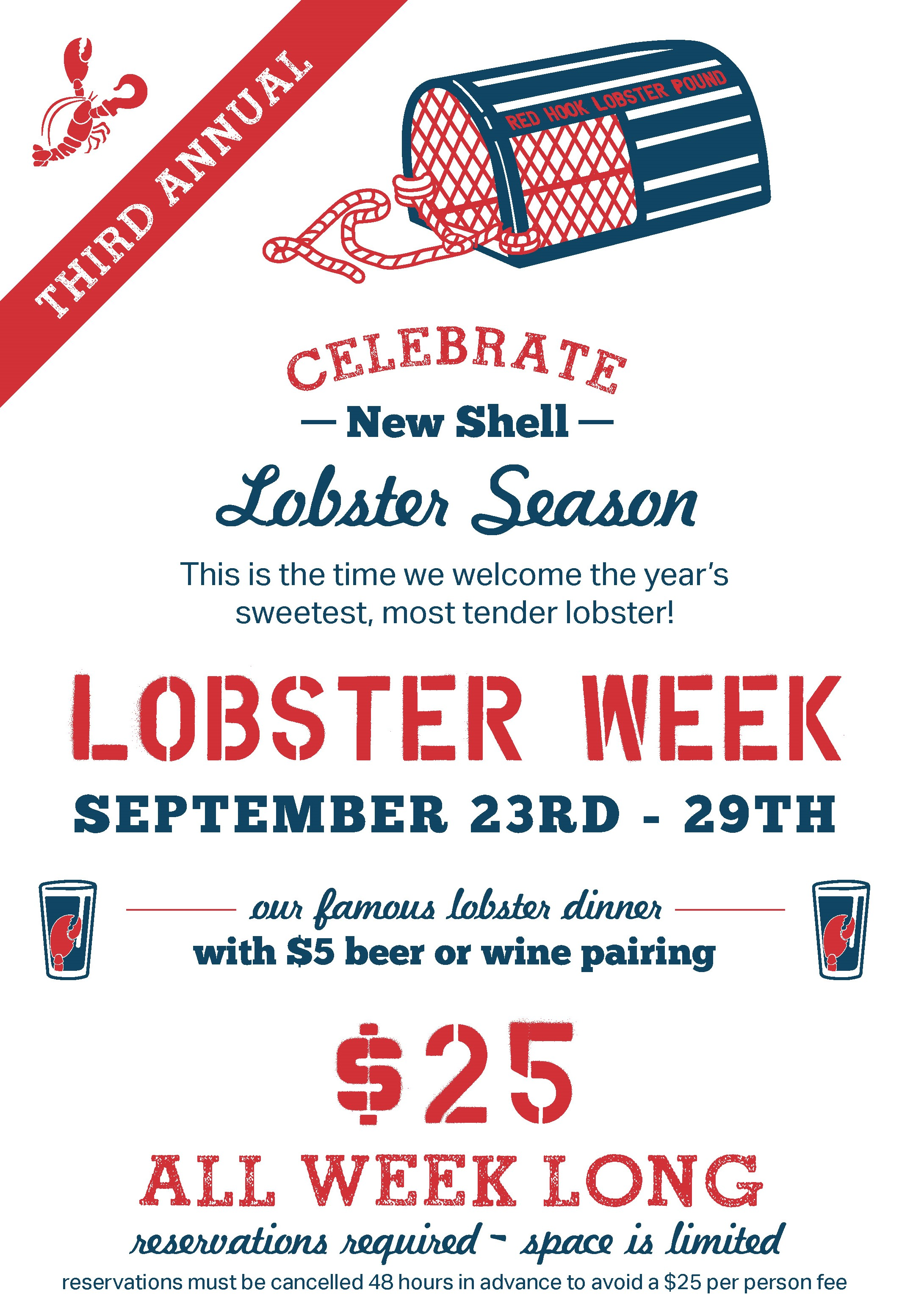 Red Hook Lobster Pound First Annual Lobster Week