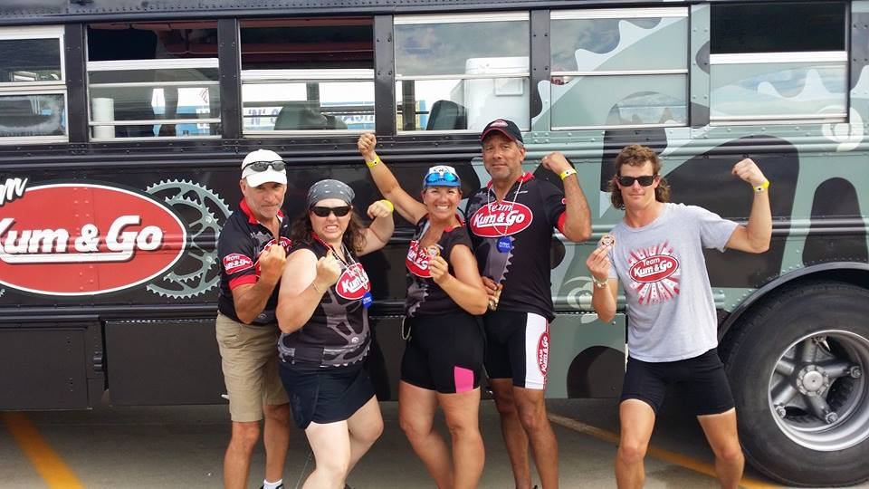 More from the RAGBRAI circuit