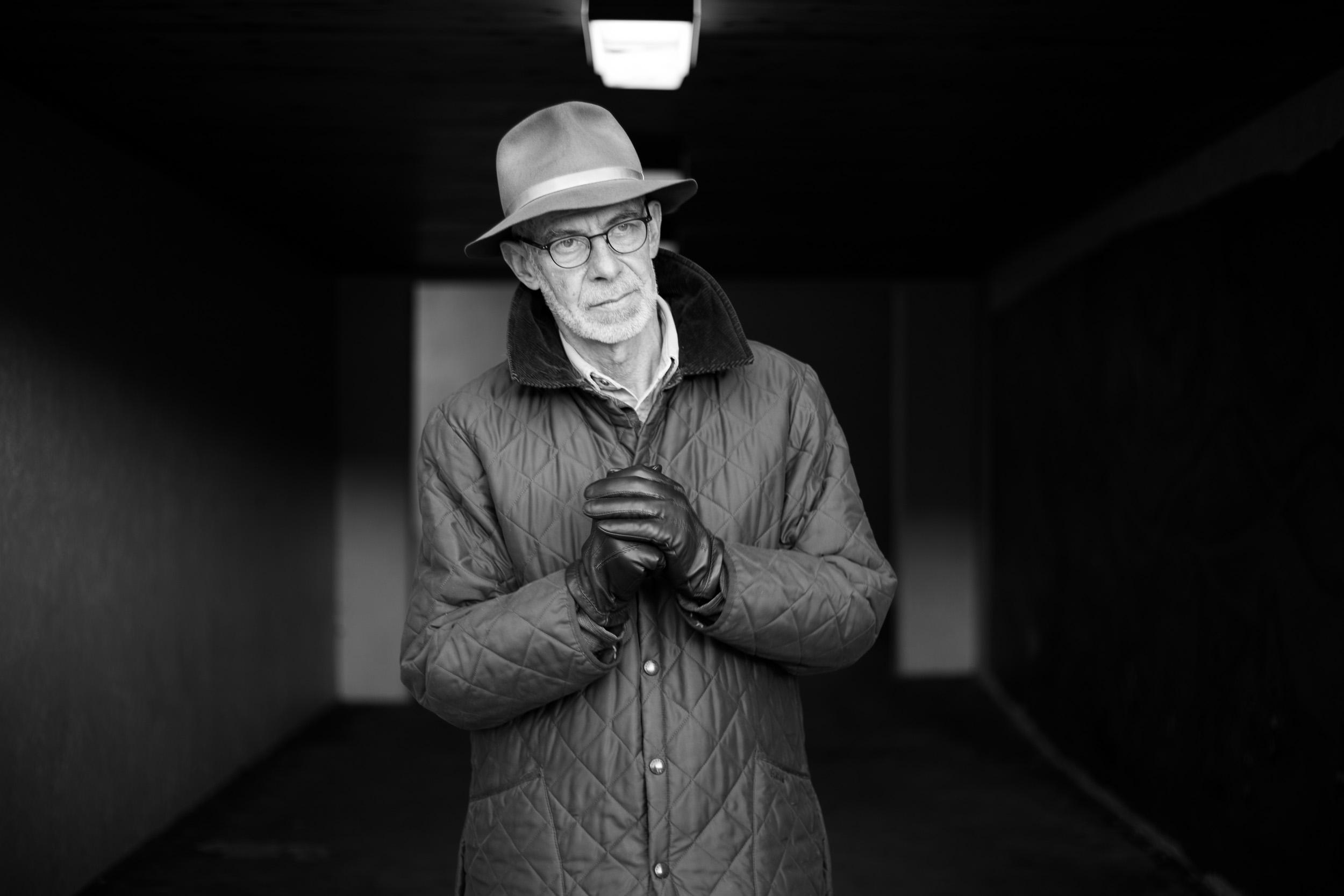 Norman, Documentary Photographer