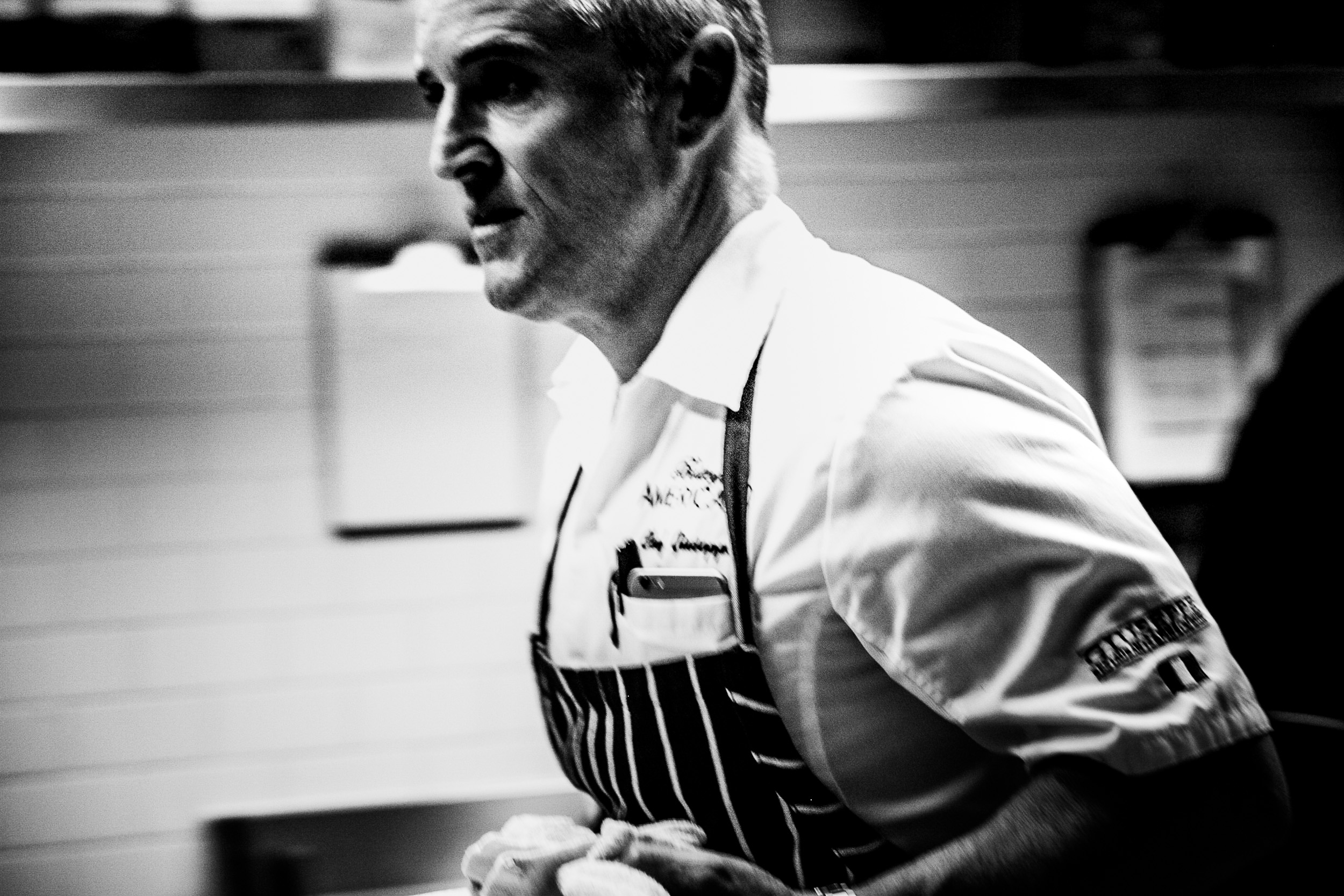 Giuseppe, Restauranteur