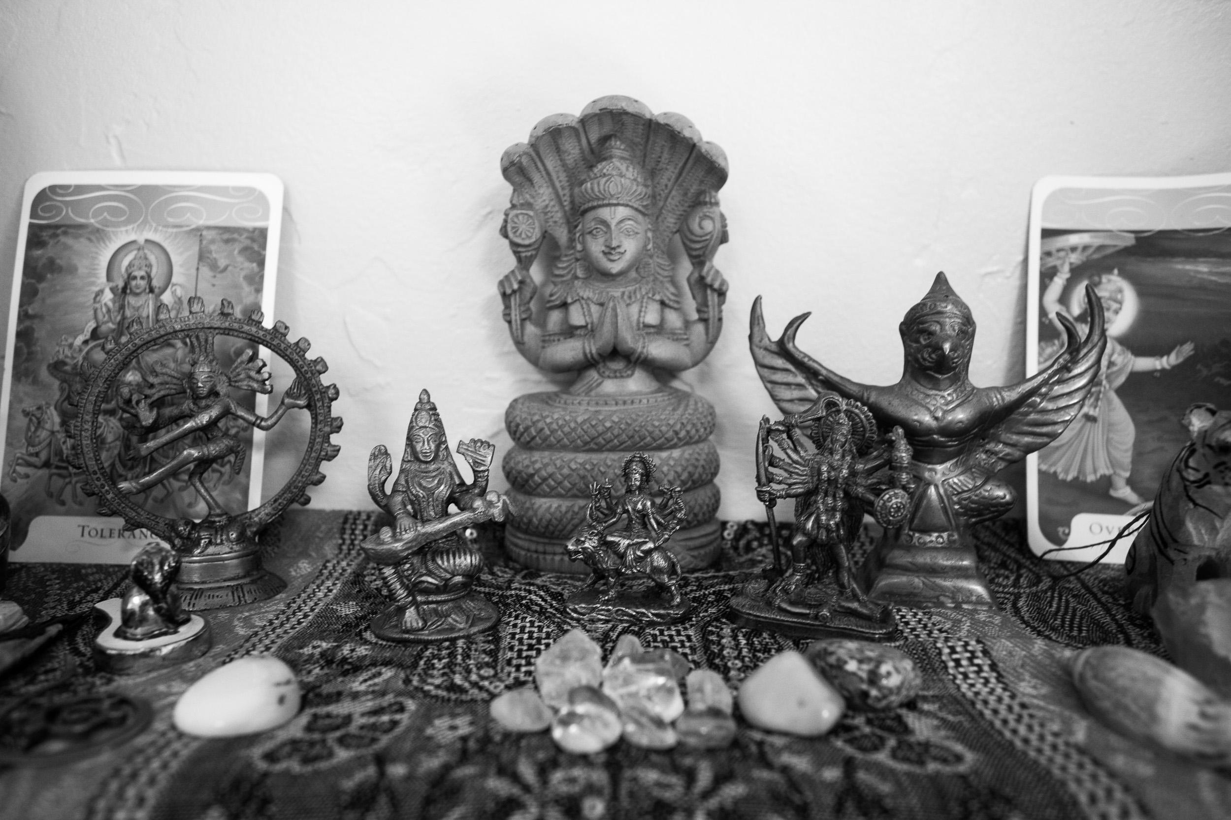 prayer alter