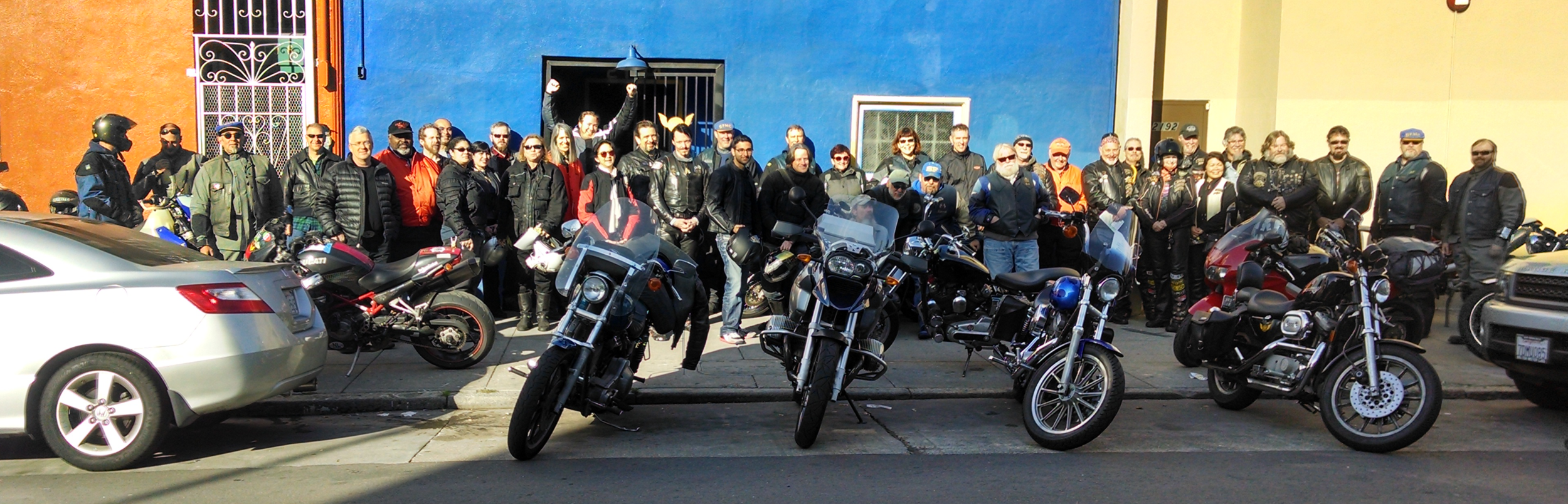 San Francisco Motorcycle >> Ride Reports San Francisco Motorcycle Club