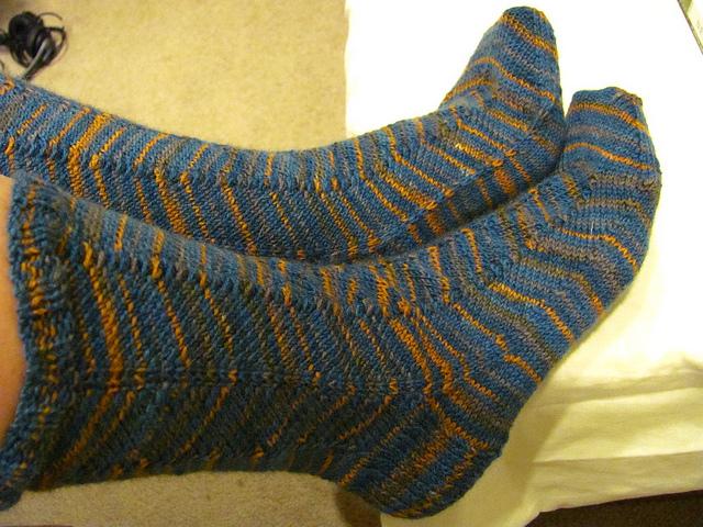 Lion Brand Sock Ease Sock Yarn Color Taffy