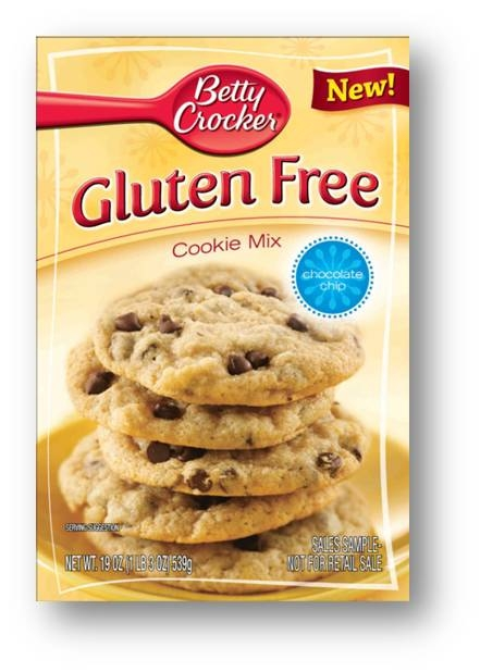 Betty Crocker Gluten Free Chocolate Chip Cookie Mix