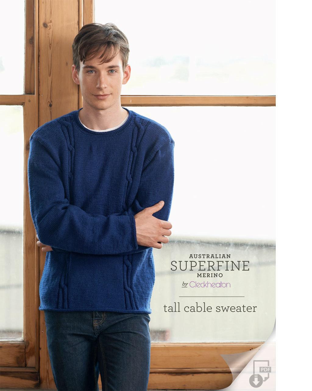 Tall Mens Sweater by Cleckheaton2.jpg