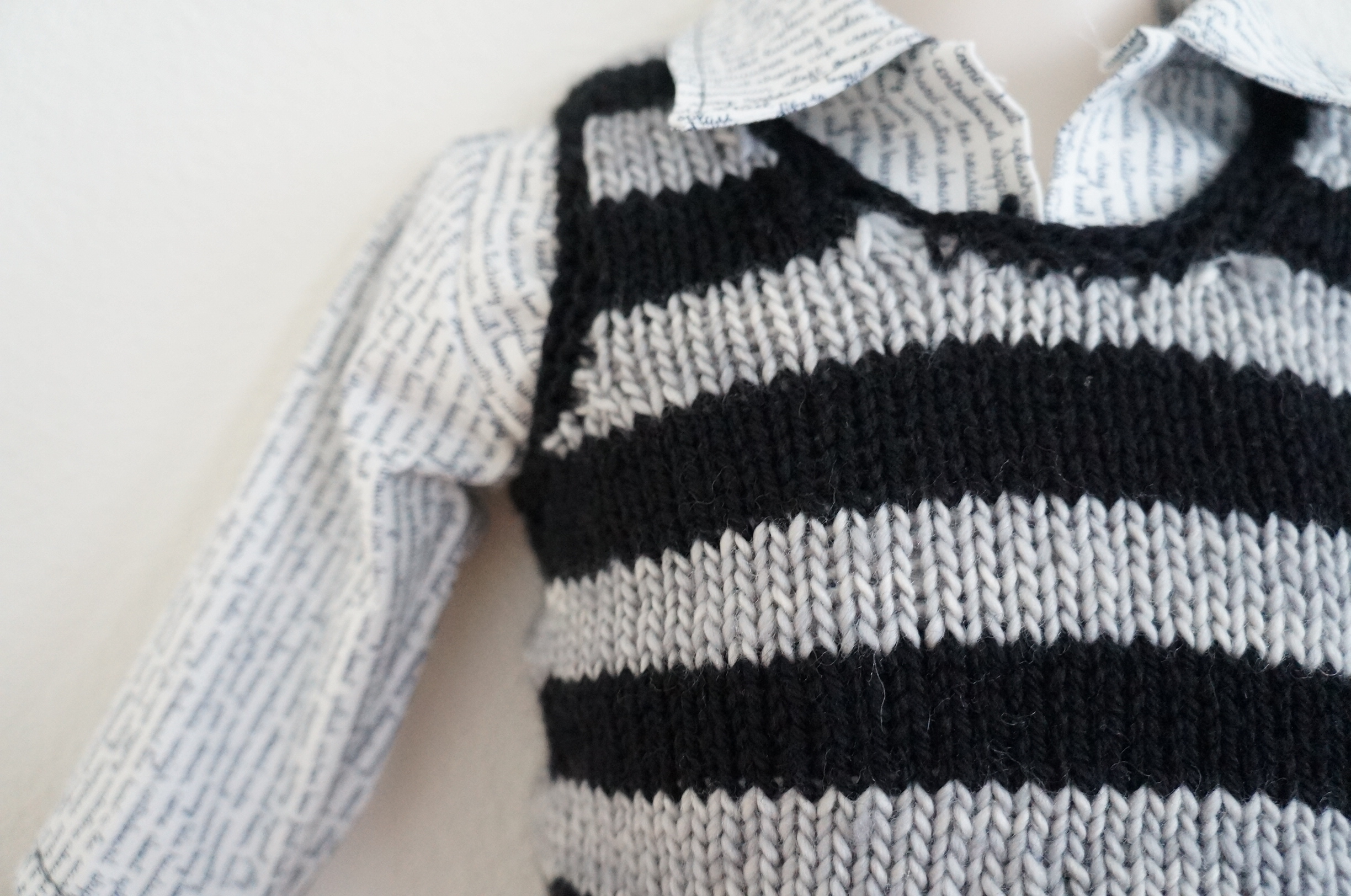 Dior Homme Inspired Baby Outfit for Logan | Handmade Fashion at Candy & Bagel