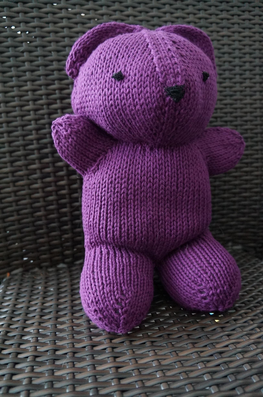 @CandyandBagel - Baby Bobbi Bear