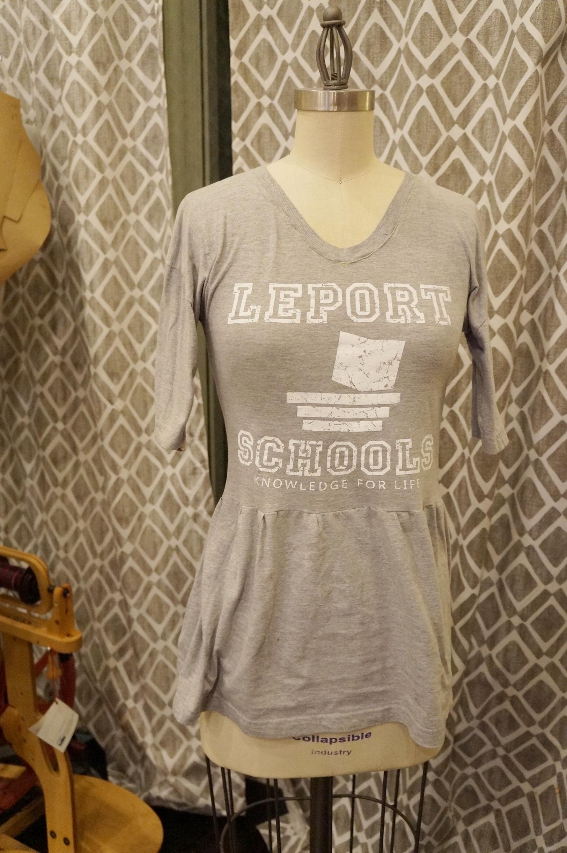 Modified company tshirt