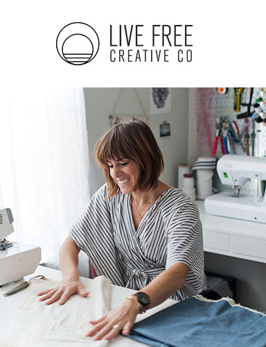 Visit The Live Free Creative Co