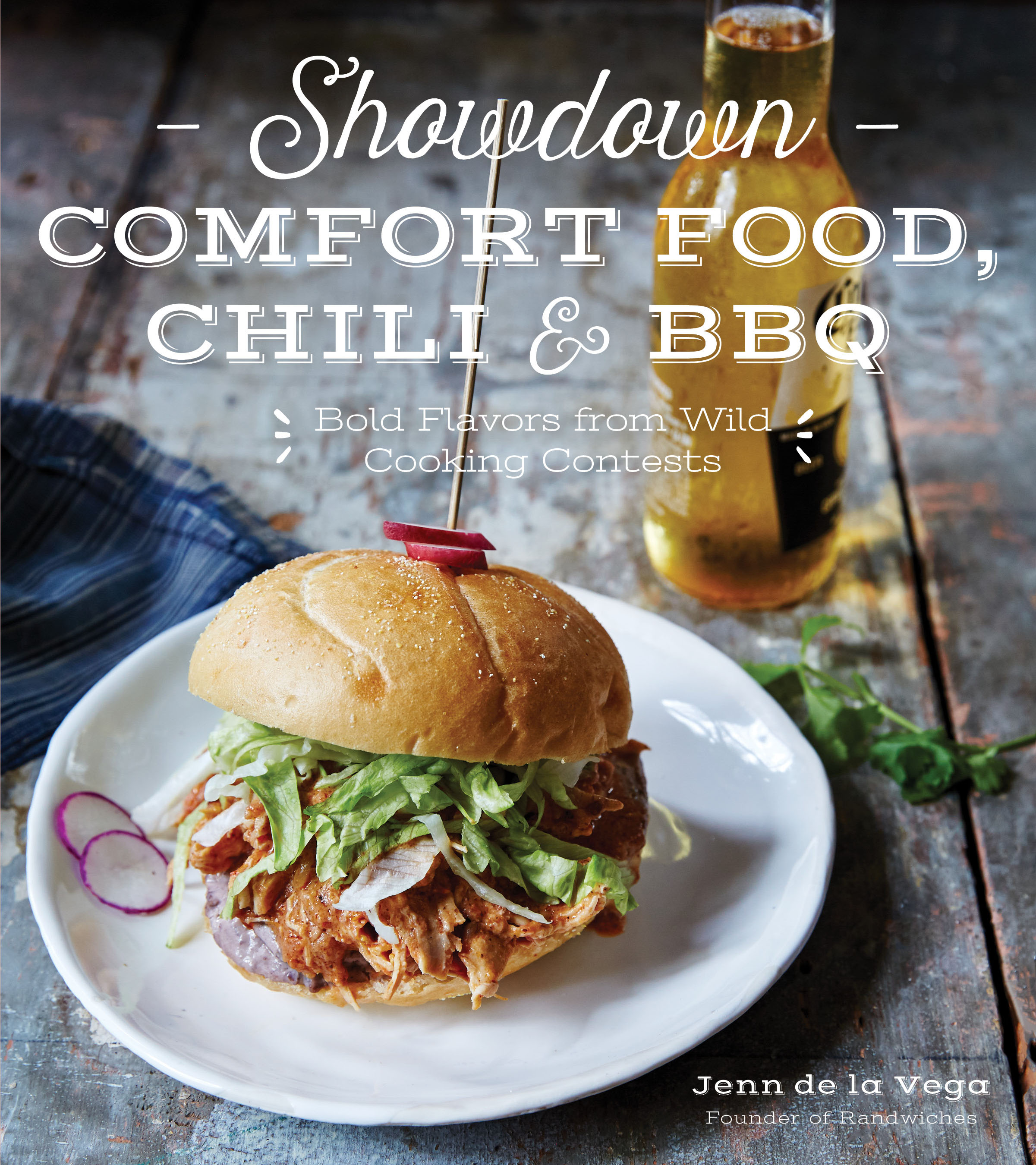 Showdown Cookbook - Recipe development and styling