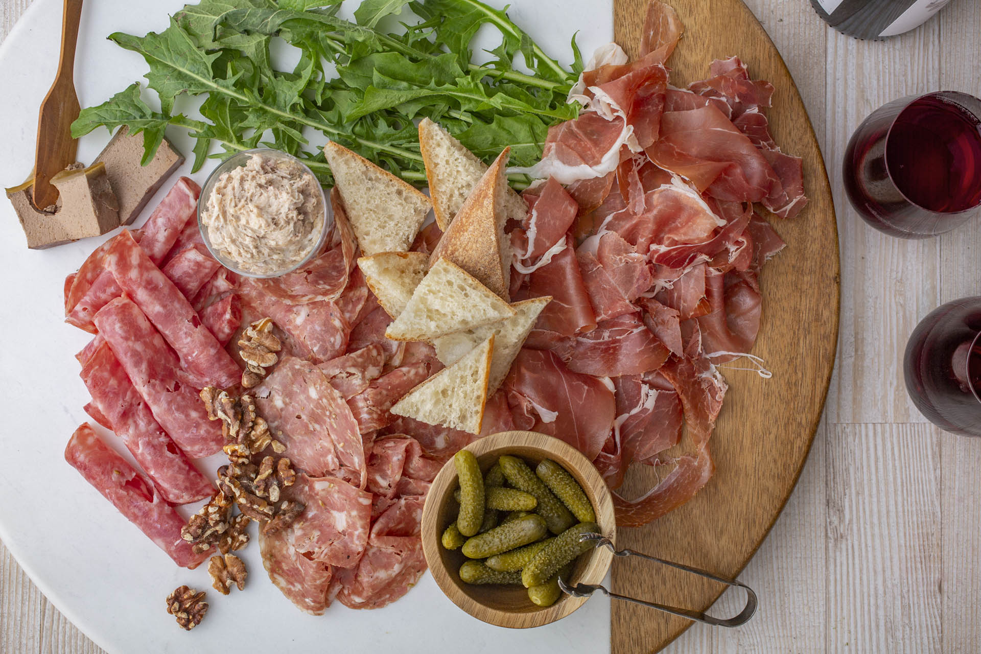 "Wine Enthusiast - ""How to Build a Charcuterie Board Like a Pro"""