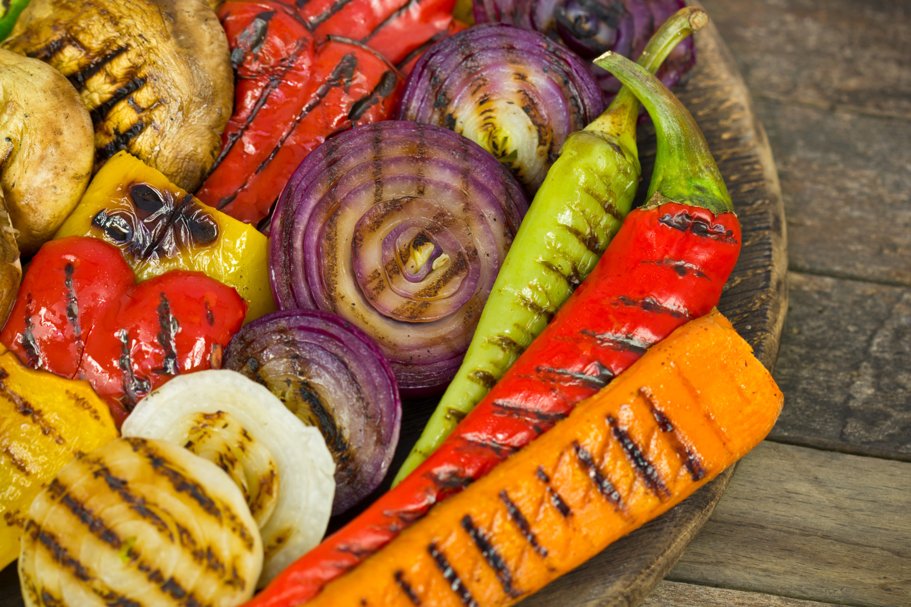 "Yummly - ""Vegetable Grilling 101"""