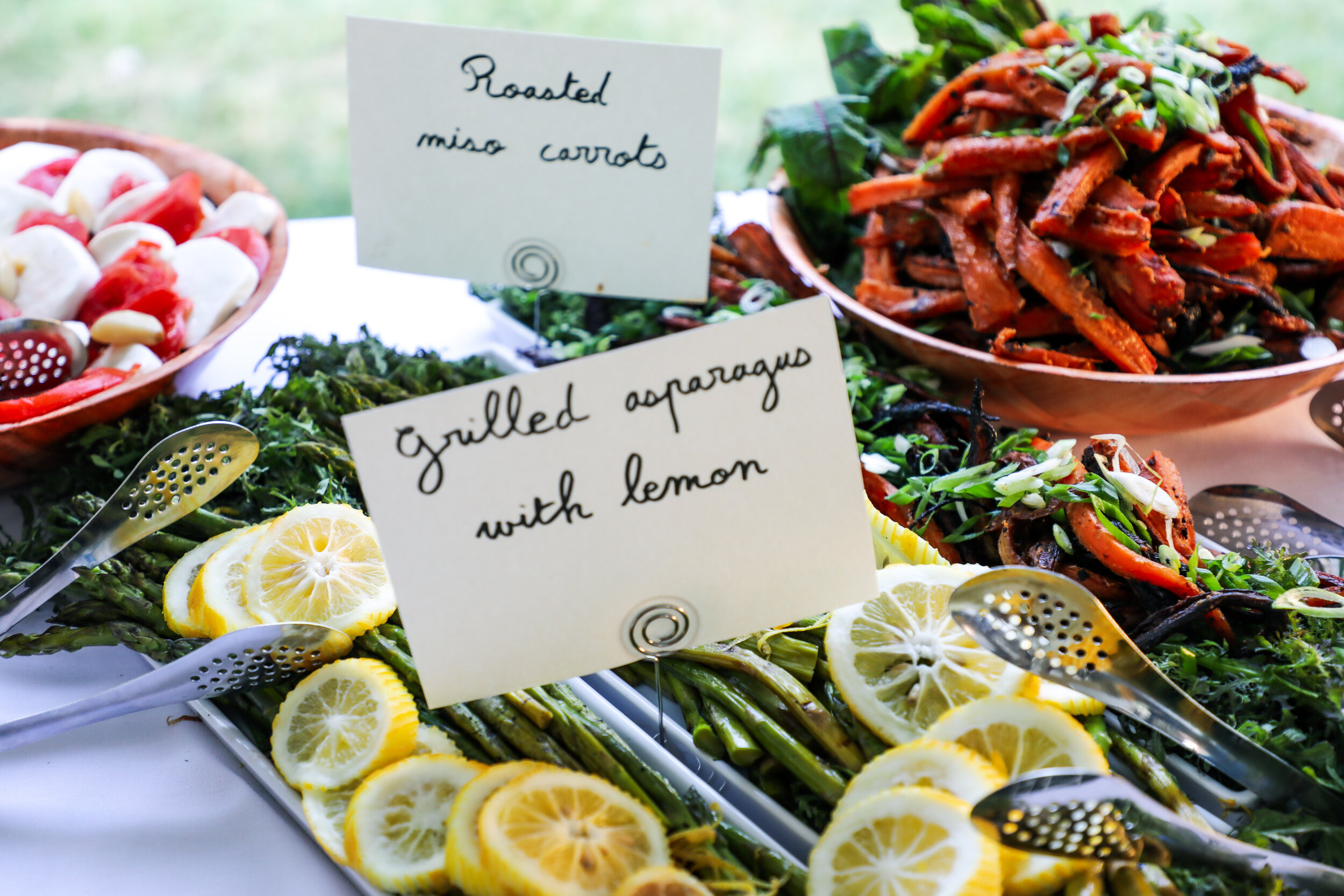A Sizzling Summer Wedding in Ridgewood — Randwiches