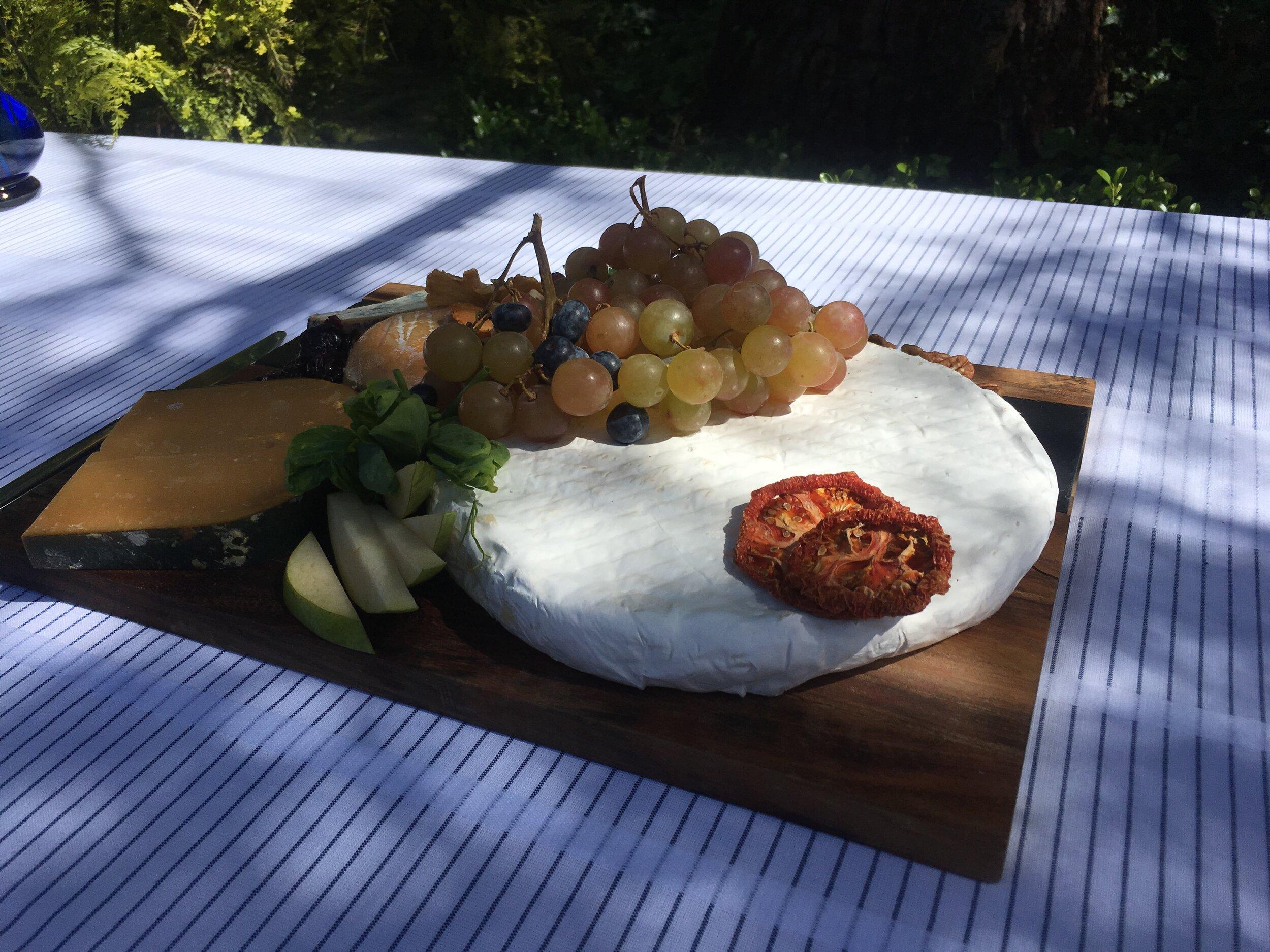 Bay Area Engagement Party Menu — Randwiches